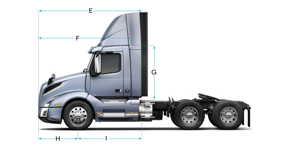 Vnl Specifications | Nacarato Truck Center | La Vergne Tennessee